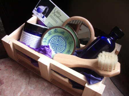 Lilith's Apothecary Facial Mask Kit