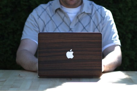macbook decal from Luckylabs.com
